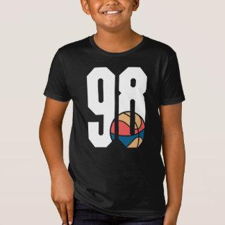 Camiseta t-shirt do basquetebol 98