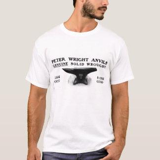 Camiseta T-shirt do batente de Peter Wright