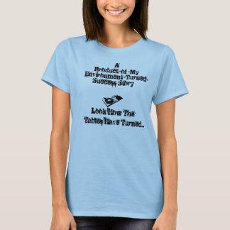 Camiseta T-shirt do bebê das mulheres