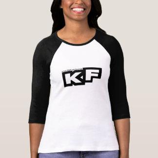 Camiseta T-shirt do Beijo-Punho - fêmea