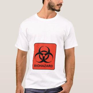 Camiseta T-shirt do Biohazard