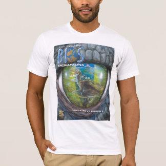 Camiseta T-shirt do BIOS Megafauna