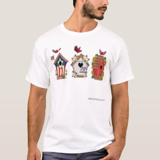 Camiseta T-shirt do Birdhouse