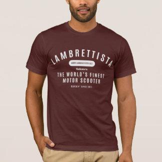 Camiseta T-shirt do blogue de Lambrettista: Trufa