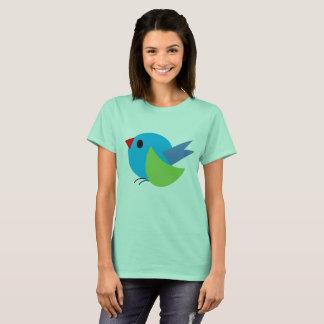 Camiseta T-shirt do Bluebird