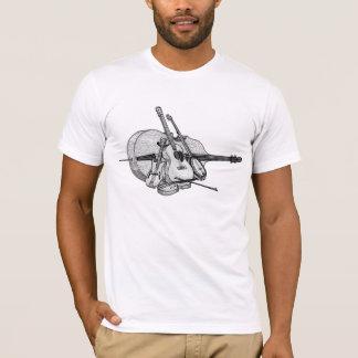 Camiseta T-shirt do Bluegrass