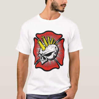 Camiseta T-shirt do bombeiro