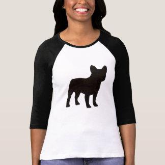 Camiseta T-shirt do buldogue francês