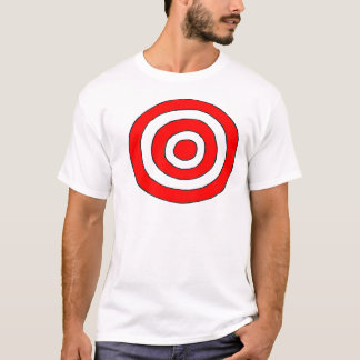 Camiseta T-shirt do Bullseye