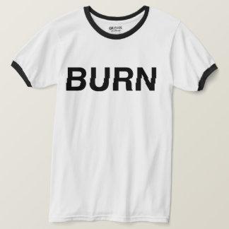 Camiseta t-shirt do burnXburn