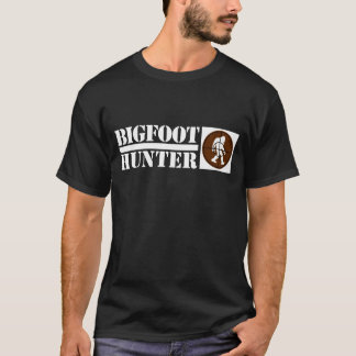 Camiseta T-shirt do caçador de Bigfoot