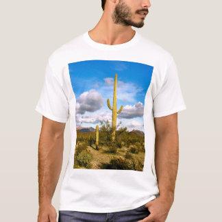 Camiseta T-shirt do cacto do Saguaro