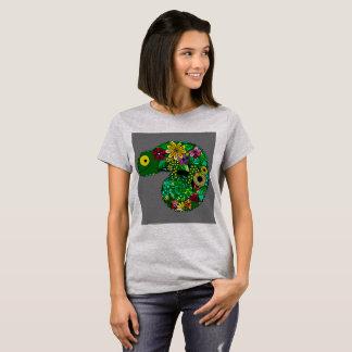 Camiseta T-shirt do camaleão das karmas