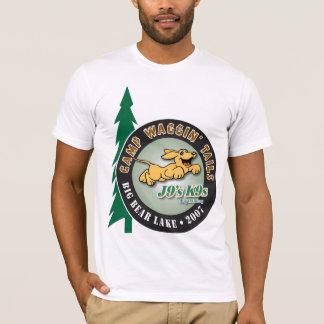 Camiseta T-shirt do campista