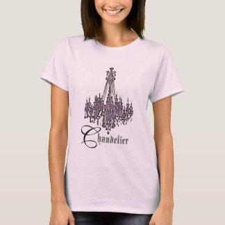 Camiseta T-shirt do candelabro