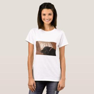 Camiseta t-shirt do cão