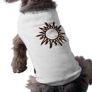 Camiseta T-shirt do cão da casa de campo da variedade