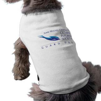 Camiseta T-shirt do cão de guarda de OFS