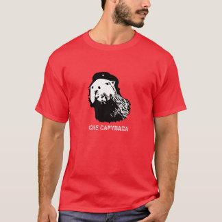 Camiseta T-shirt do Capybara de Che