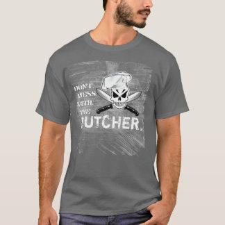 Camiseta T-shirt do carniceiro