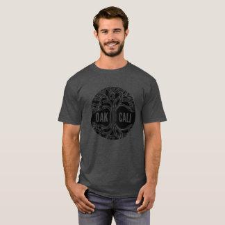 Camiseta T-shirt do carvalho de Oakland