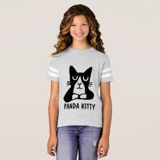 Camiseta T-shirt do CAT do GATINHO da PANDA
