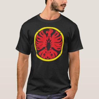 Camiseta T-shirt do cavaleiro OOO Tajadol de Kamen