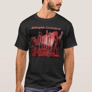 Camiseta T-shirt do cemitério das meias-noites