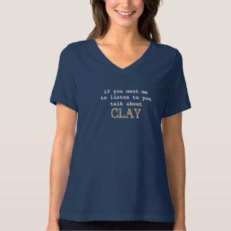 Camiseta T-shirt do centro do parque de Tyler