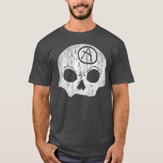 Camiseta T-shirt do cinza da urze do carvão vegetal da