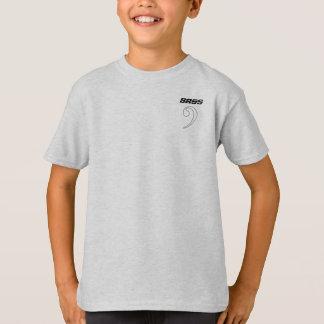Camiseta T-shirt do Clef baixo