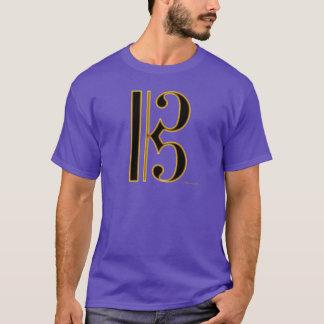 Camiseta T-shirt do Clef de viola