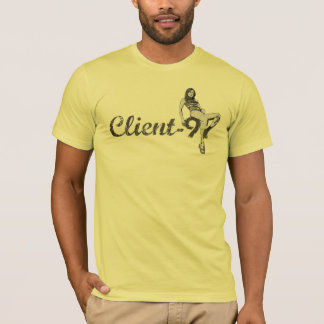 Camiseta T-shirt do cliente 9
