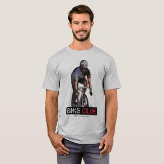 Camiseta T-shirt do clube da bicicleta