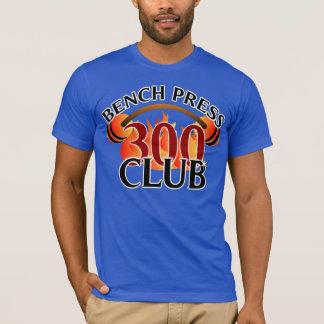 Camiseta T-shirt do clube da imprensa de banco 300