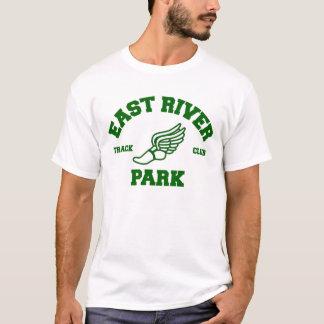Camiseta T-shirt do clube da trilha do parque de East River