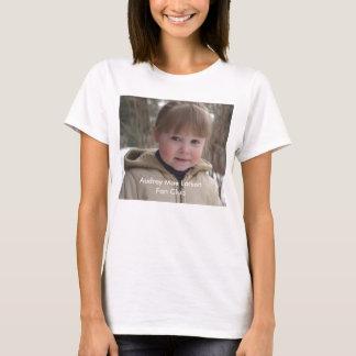 Camiseta T-shirt do clube de fãs de Audrey (mulheres)