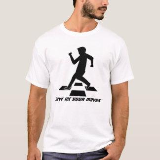 Camiseta T-shirt do clube de Whitman RDA