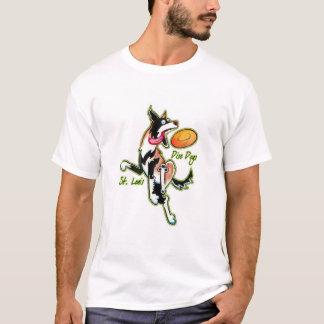 Camiseta T-shirt do clube do cão do disco de St Louis