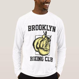 Camiseta T-shirt do CLUBE do ENCAIXOTAMENTO de BROOKYLN