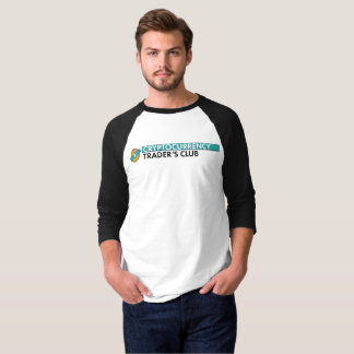 Camiseta T-shirt do clube dos comerciantes de