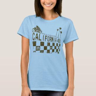 Camiseta T-shirt do CM Califórnia 400 (brownie)