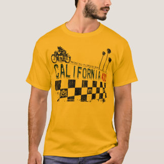 Camiseta T-shirt do CM Califórnia 400 (cor)