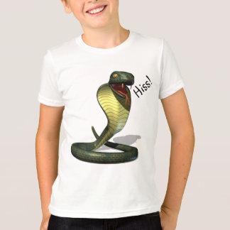 Camiseta T-shirt do cobra da cobra