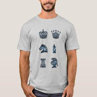 Camiseta T-shirt do companheiro da verificação das partes