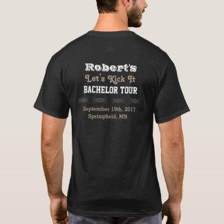 Camiseta T-shirt do concerto do despedida de solteiro