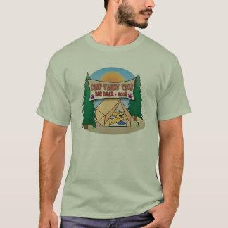 Camiseta T-shirt do conselheiro do acampamento