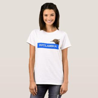 Camiseta T-shirt do Coo de Outlandia