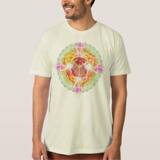 Camiseta T-shirt do coração da alma
