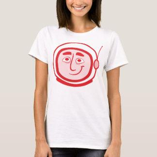 Camiseta T-shirt do COSMO do estúdio do trabalhador no